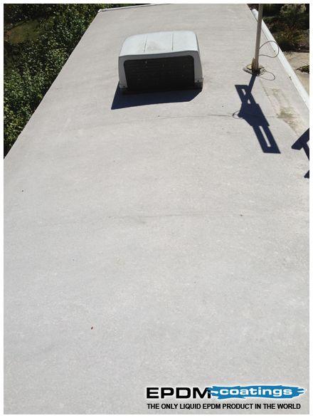 What To Look For In Liquid Roof Repair Coatings For Your Rv Roof Leak Repair Liquid Roof Rv Roof Repair