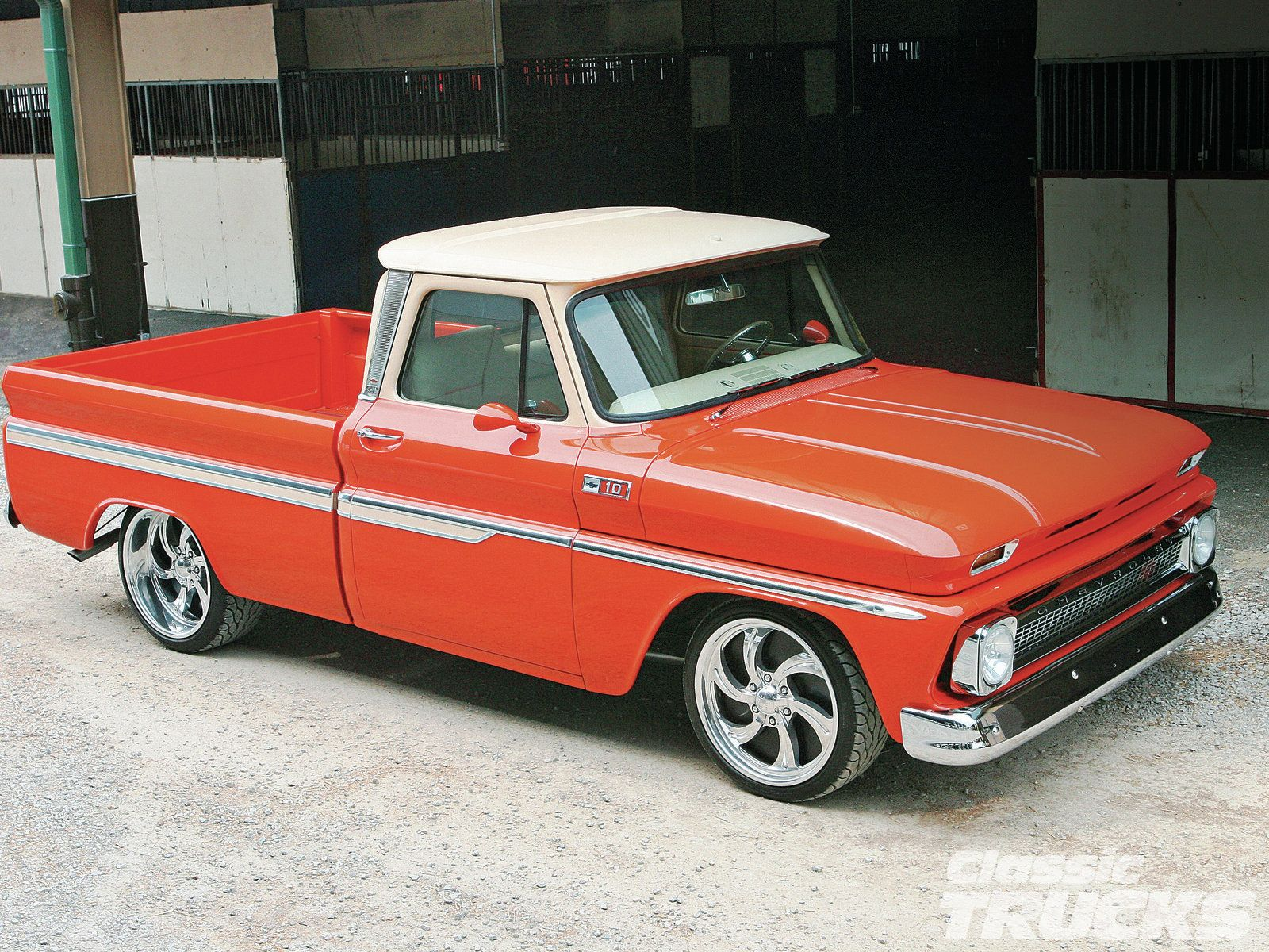 1965 Chevrolet C10 Engine Photo 4 (With images) Classic