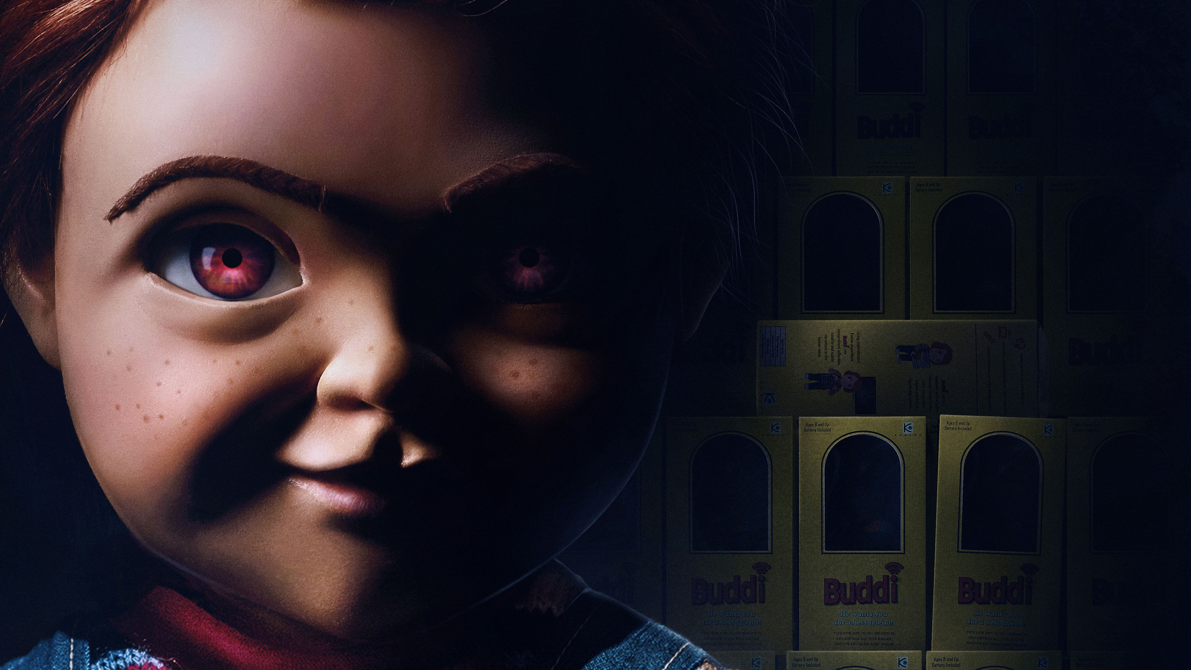 Childs Play 2019 4k Movies Wallpapers Hd Wallpapers Childs Play Wallpapers 4k Wallpapers 2018 Movies Wallpaper Kids Playing Misery Movie Child S Play Movie