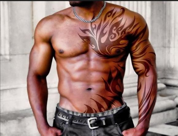 Some The Cool Tattoo Ideas For Men Fire Tattoos