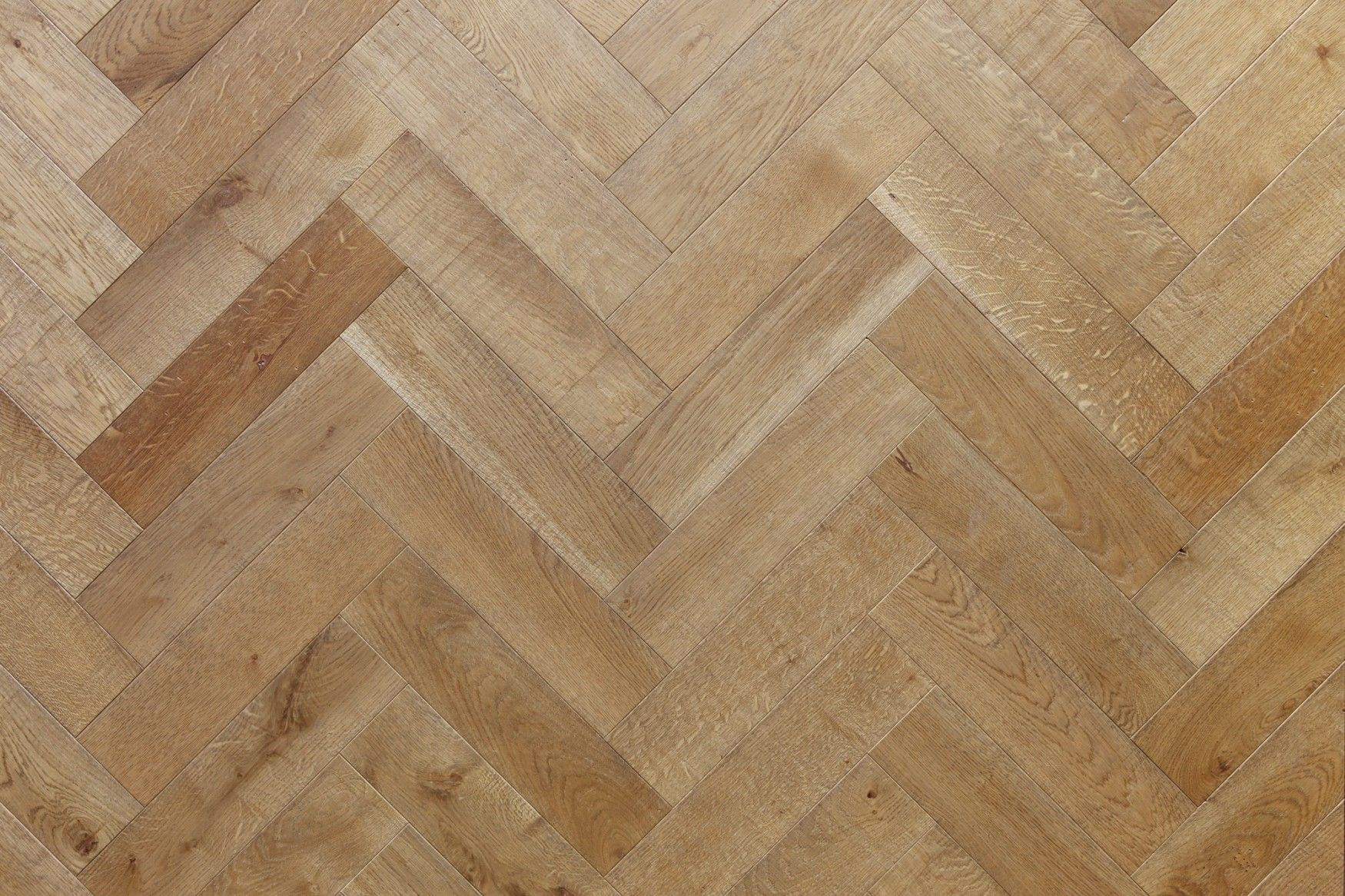 Antique grey distressed oak engineered wood flooring in a