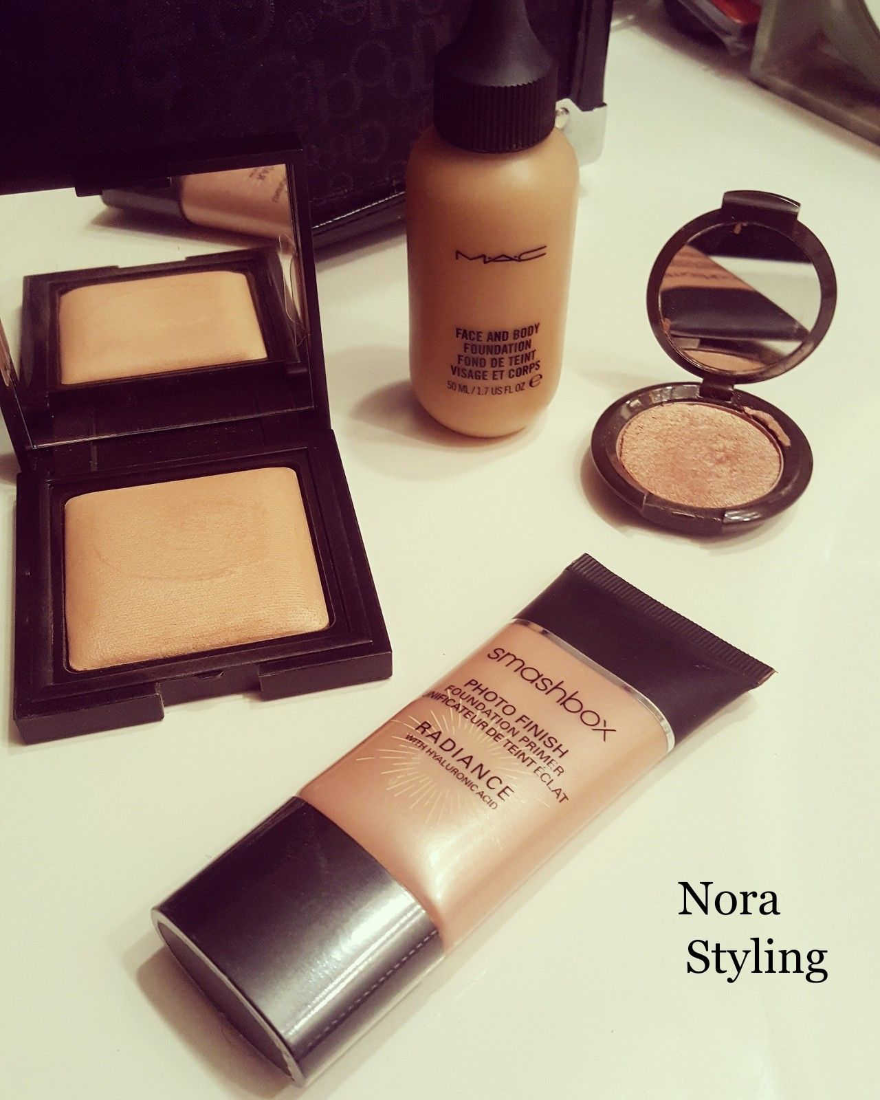 Some My Favorites For That Natural Radiant Glow Smashbox Photo