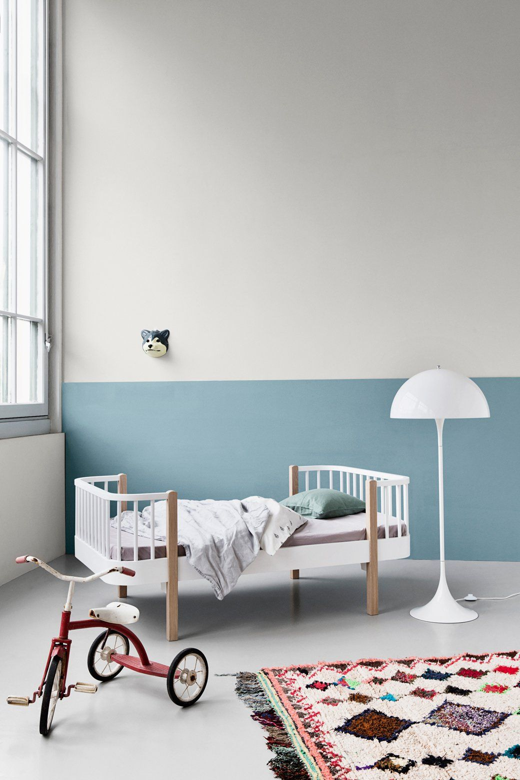 Transitioning From Crib To Toddler Bed Kids Bedroom - Kinderzimmermöbel Baby