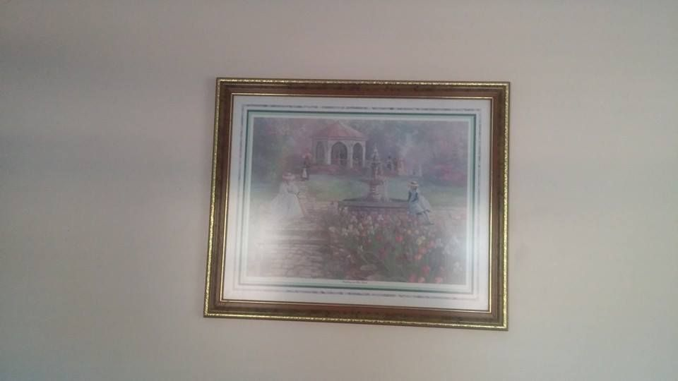 Sunday in the Park from Home Interiors $100