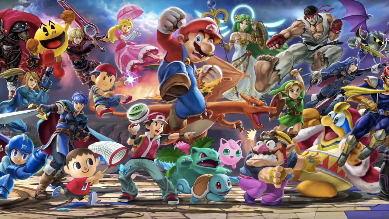 New Smash Bros Ultimate Freebie Available Now In 2020 Super Smash Bros Smash Bros Nintendo Eshop