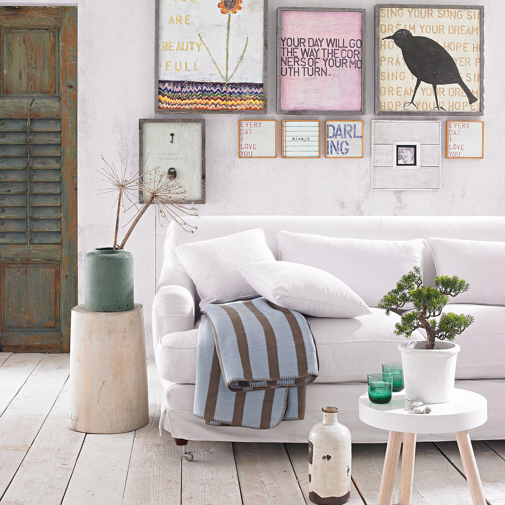 Hussensofa / couch #impressionen #wohnen | Träum Möbel - Dream ...