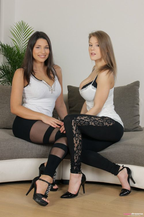 Beautiful girls: Viola Bailey`s with Zafira @ Teendreams Chat live with  Viola on webcam
