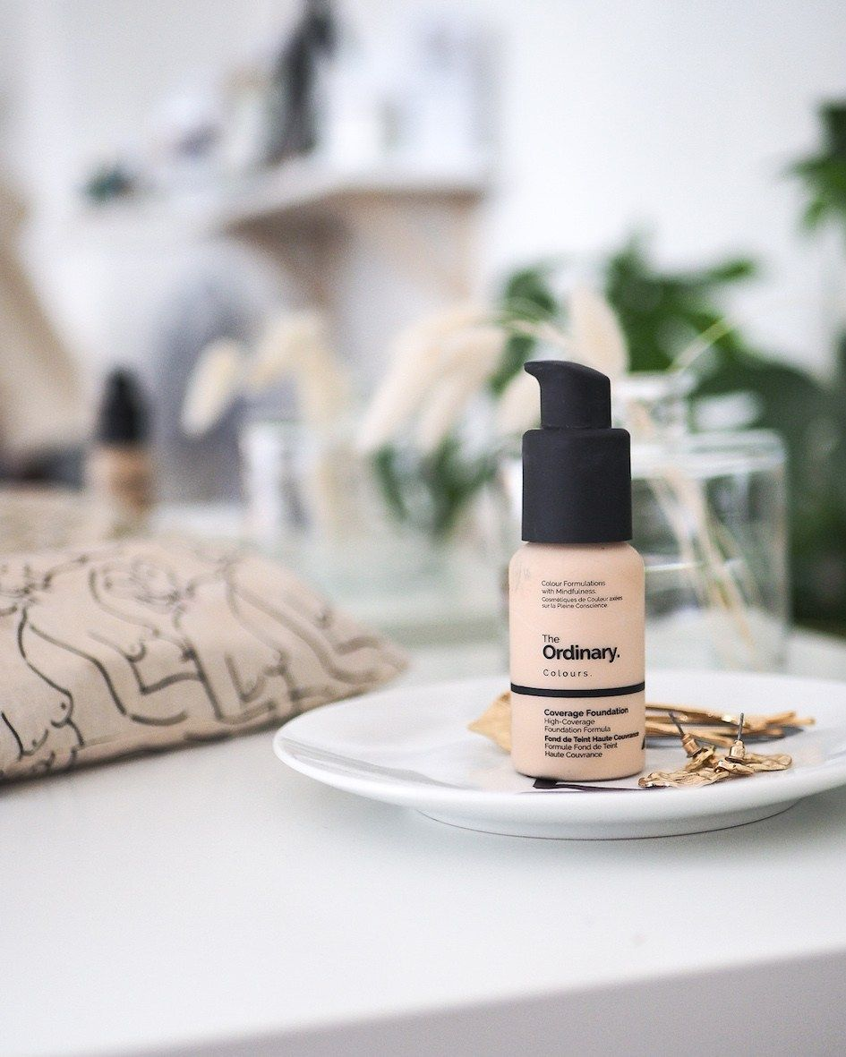 The Most Hyped Foundation Ever Foundation for sensitive