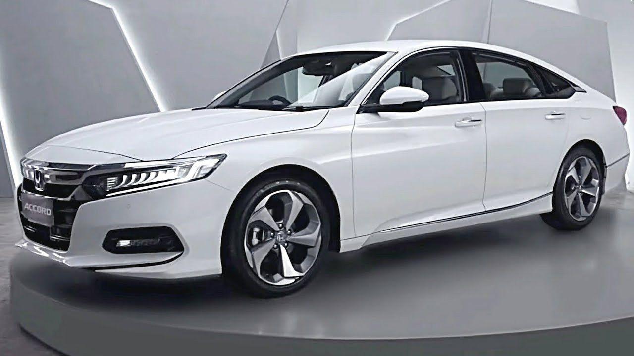 Honda Accord 2020 Interior Redesign In 2020 Honda Accord Sport Honda New Car Honda Accord Touring