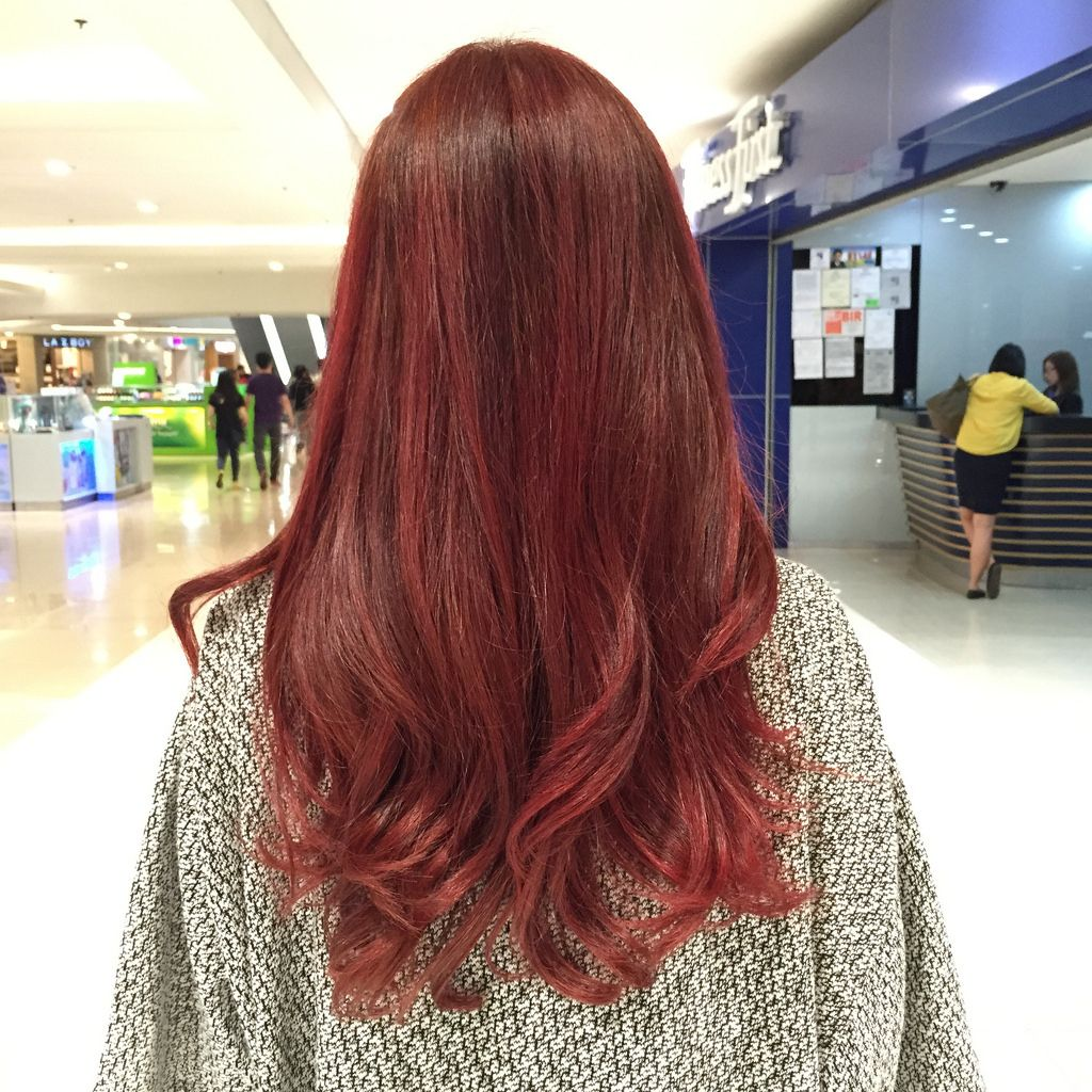 Red Hair Color Philippines - Best Hair Color to Cover Gray at Home ...