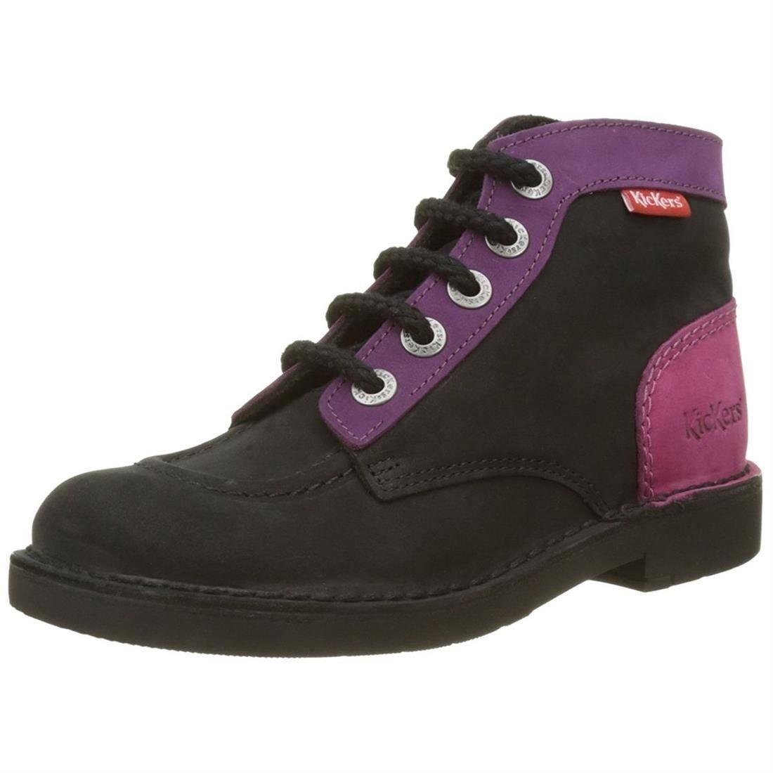 49a73de236f26c billista cuir vernis filles kickers 351387 | Chaussures Kickers | Hiking  Boots, Sneakers et Shoes