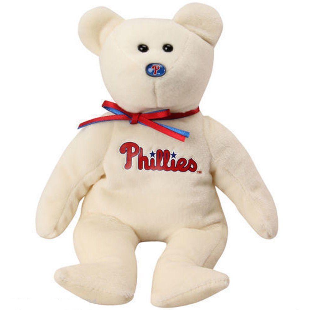 Bear Stripers philadelphia phillies the bear plush stuffed 15cm soft doll
