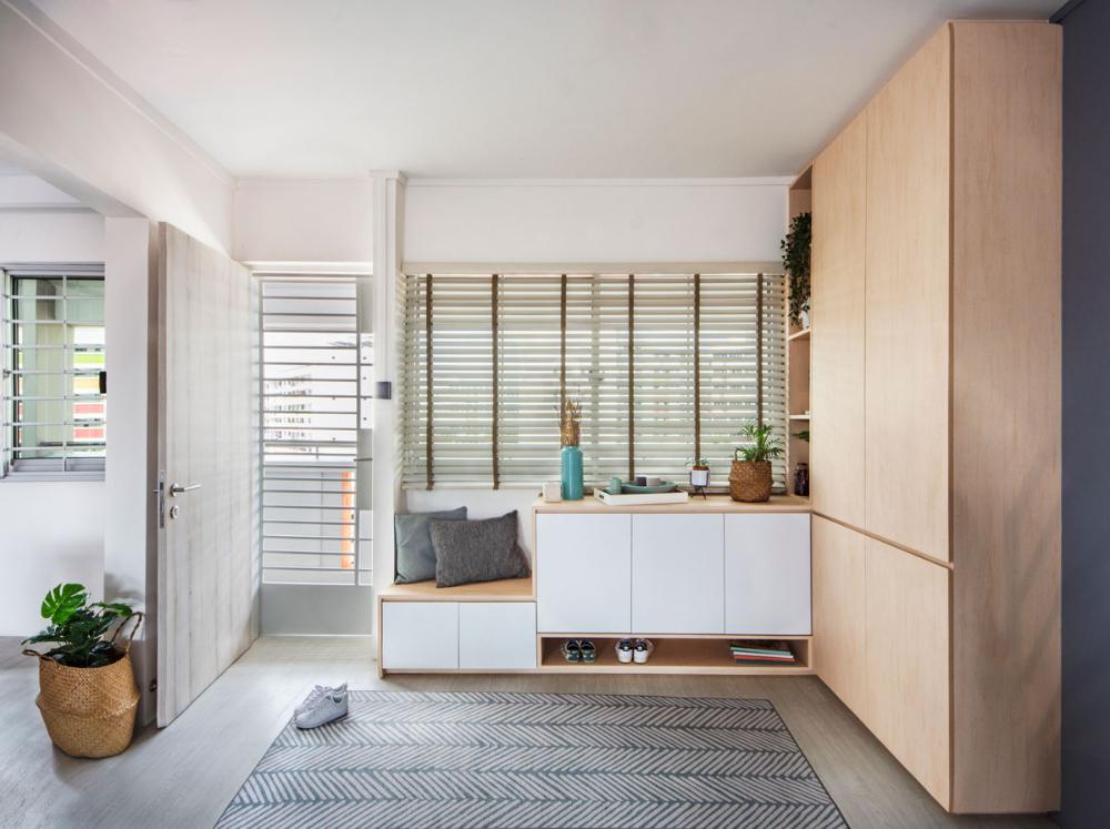 9 Stunning HDB Executive Maisonette Homes that Loo