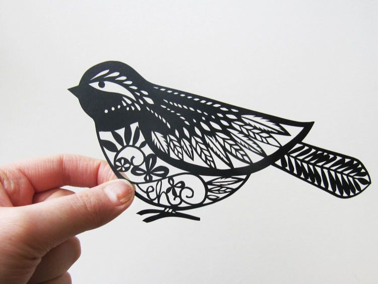 The Delicate Cutter by Emily Hogarth. | PUT A BIRD ON IT ...