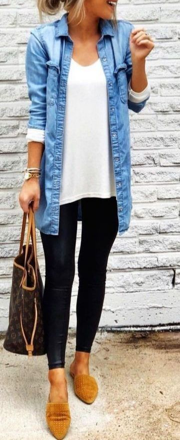 45 Cute Casual Fall Outfits You'll Want To Copy This Year - #casual #outfits - #new #falloutfitsformoms