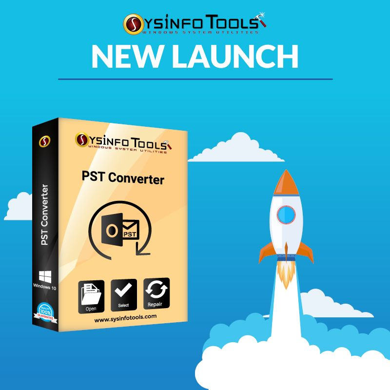 A new announcement Take a look on the new PST Converter