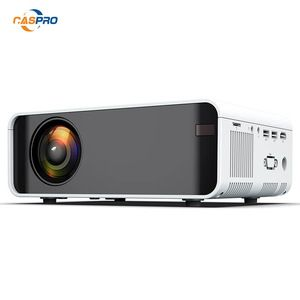 Portable Projector, Upgraded 2400 Lumens Led Full Hd Video Projector Support 1080P, Home Cinema Theater For Entertainment Party