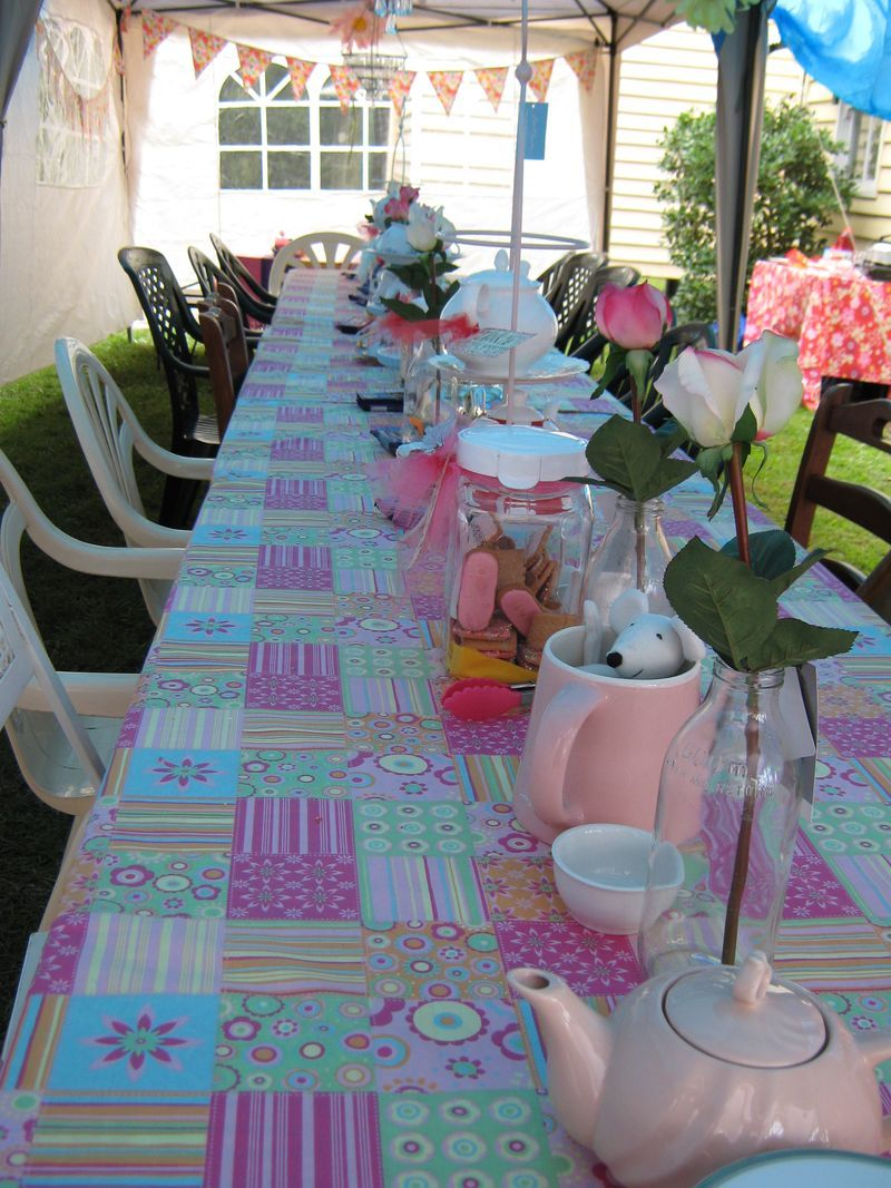Tea Party Ideas Mad Table Decorations Amazing Collection Of