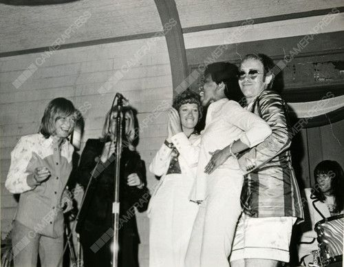 Lee Everett, Dusty Springfield, Kiki Dee And Elton John