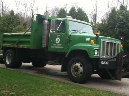 1999 International 2554 Dump Truck Vehicle Weight 39 000lbs Alternator 100amp Front Axle 7750lb Rear Axle 5280lb Tires Trucks For Sell Used Trucks Trucks