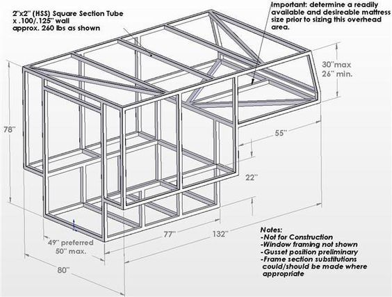 Pin by Luke Pearson on Cab materials/frame | Pinterest | Truck ...