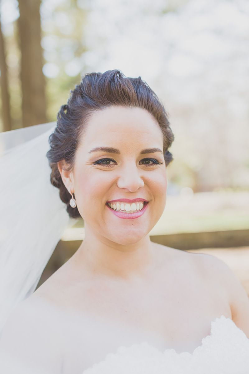 ct wedding hair and makeup at the gallaher mansion captured by