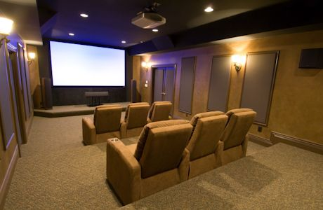 Terrific Home Theater Design Tool Interior Stair Railings Fresh On ...