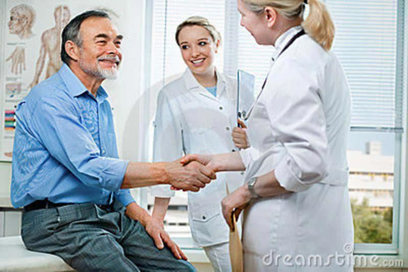 At The Doctor's Office Stock Photo - Image: 18546740 #doctoroffice