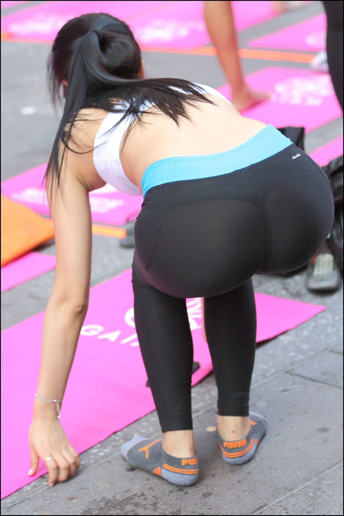 The World Of Spandex And Yoga Pants Best Of Bootie