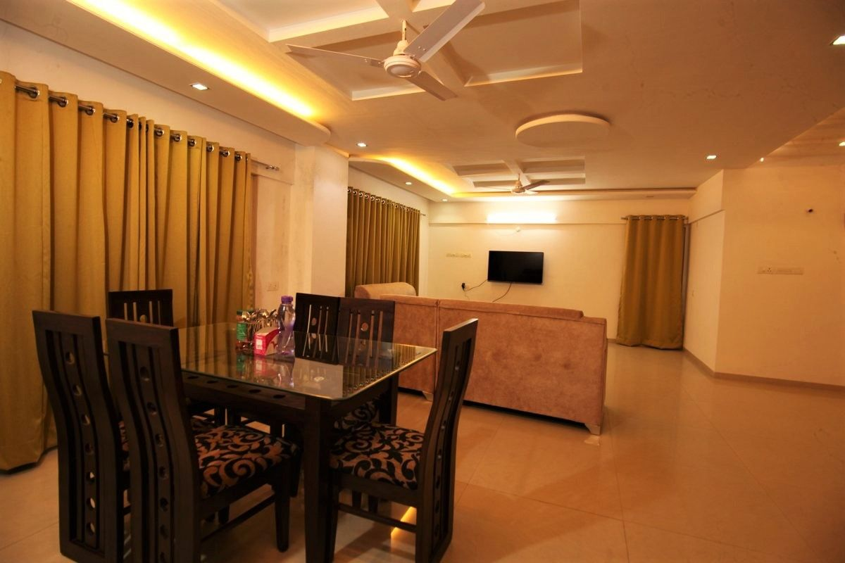 Service apartments in Mumbai | Serviced apartments, Luxury ...