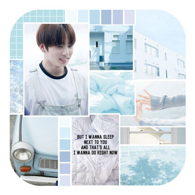 """""""I Want To Come Home To You"""" by bangtan-life ❤ liked on Polyvore featuring art, kpop, troyesivan, bts, BangtanBoys and jungkook"""
