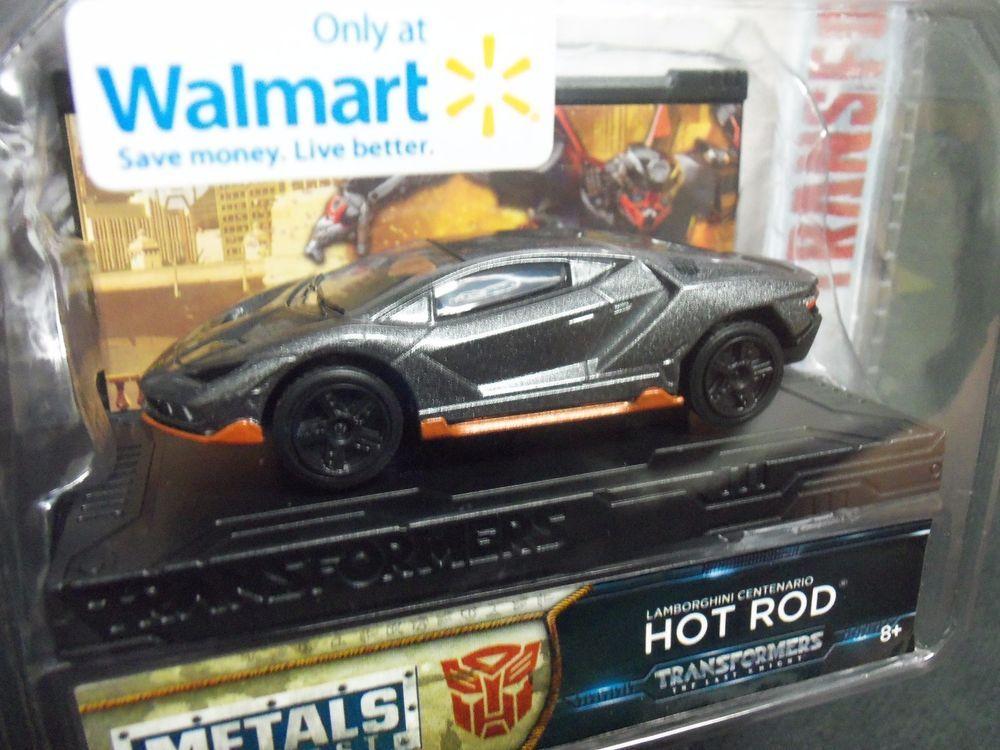 Jada Hot Rod Lamborghini Centenario Transformers The Last Knight 1