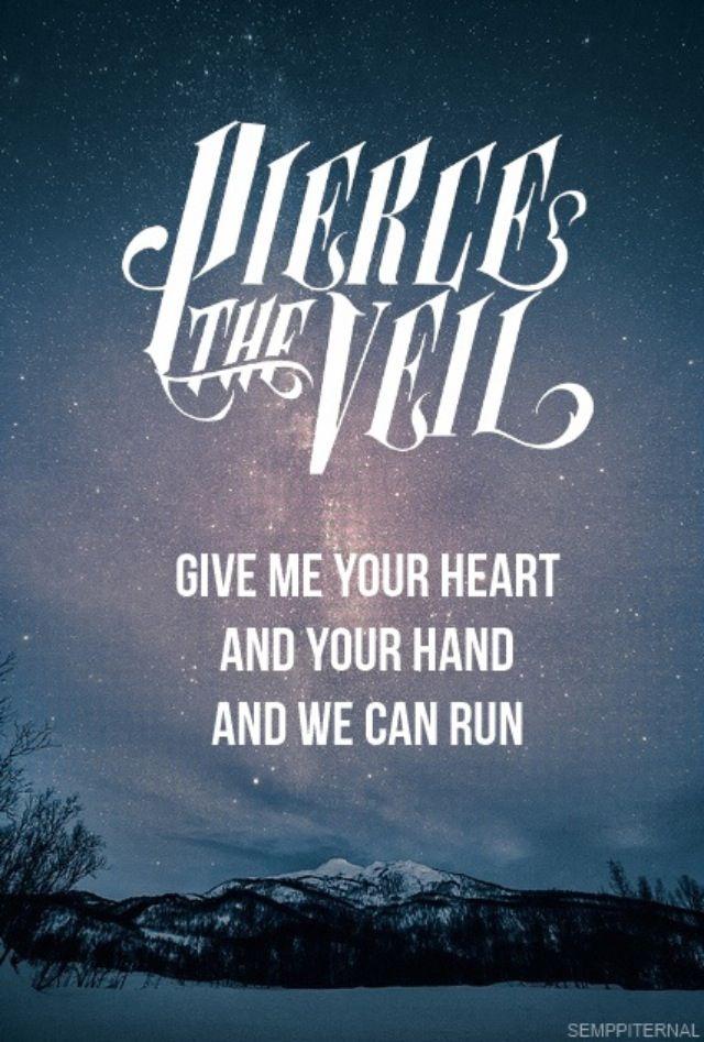 pierce the veil quotes - 640×947