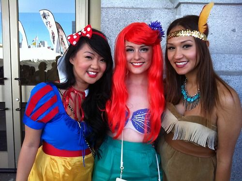 EDC COSTUME INSPIRATION // DIY - LITTLE MERMAID... | Fancy Made