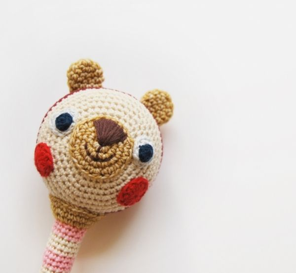 Jinglebear crochet pattern by De Estraperlo | Knit & Crochet ...