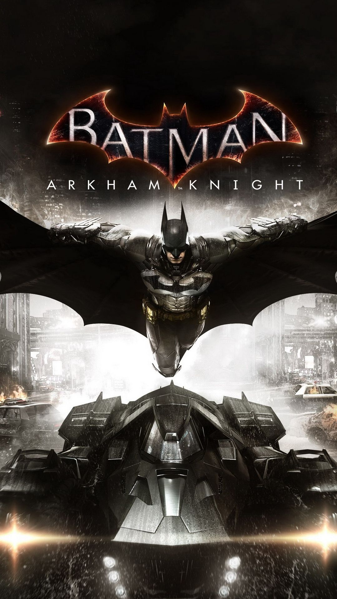 Tap And Get The Free App For Geeks Batman Arkham Knight