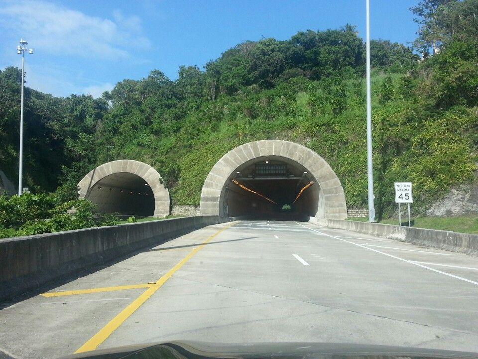 Túneles de Maunabo (Vicente Morales Lebrón) en Maunabo, Maunabo Municipio