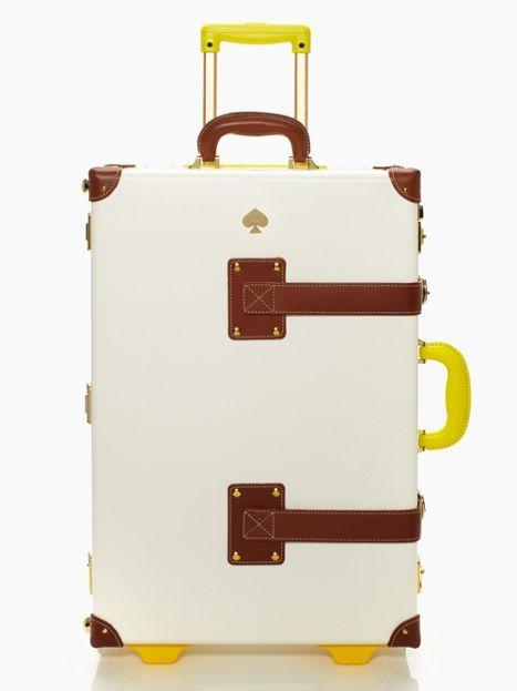 competitive price 6130e cb14f steamline stow away | Fashion | Kate spade luggage, Kate spade, Fashion