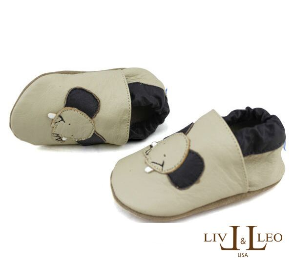 Tipsie Toes Soft Sole Shoes exclusively featured by Liv & Leo on Amazon. Perfect for gymnastics or your visit at the indoor playground, use as house slippers or when participating at an indoor play group. The flexible out sole protects the child's feet and gives first walkers and toddlers a way of having the feeling to run barefoot.  Different sizes and colors available at…