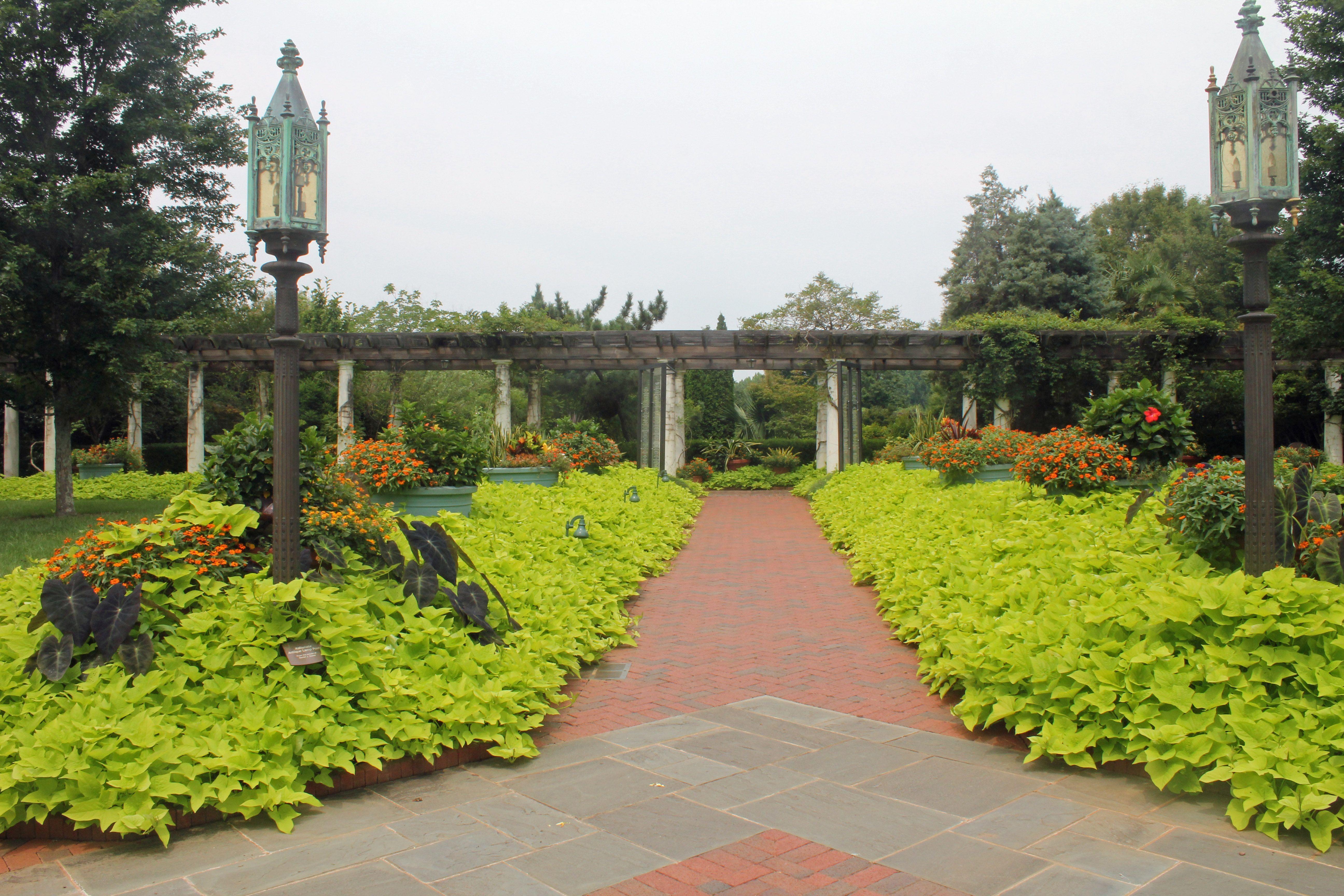 Daniel Stowe Botanical Garden, Belmont, NC
