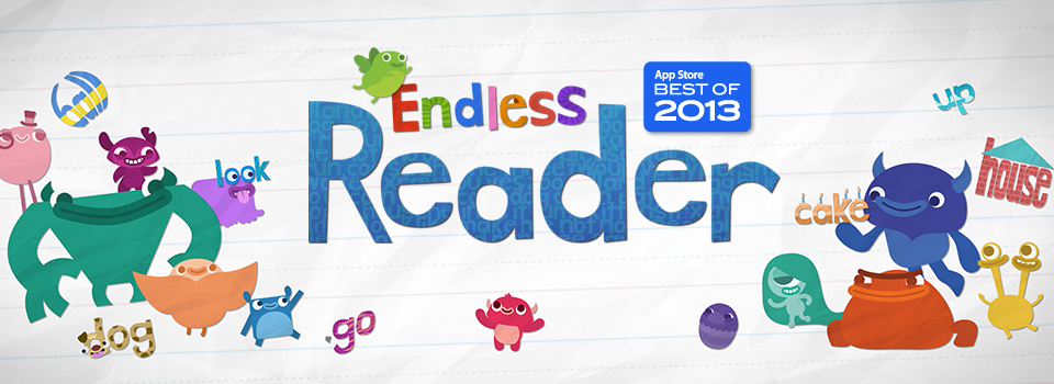Children ages 4 & up learn about sight words and read