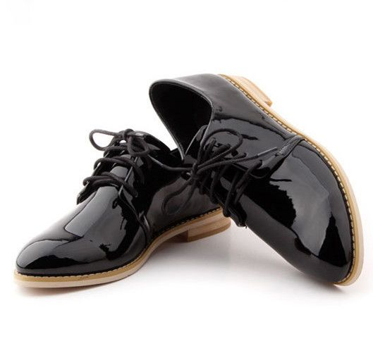 Free Shipping on Barneys New York Patent Leather Platform Oxfords at loadingbassqz.cf Barneys New York's black patent leather lace-up platform Oxfords are detailed with dot perforations.