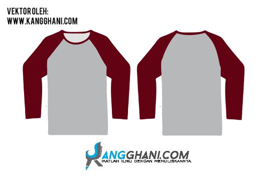 Download Template Desain Kaos Polos Depan Belakang Corel Draw Kaos Baju Kaos Desain Pakaian