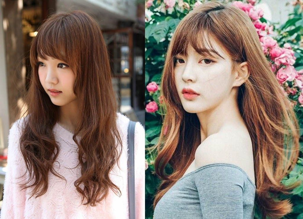Asian Hair Trends 2018 Korean Hair Trends This Way Come Asian Hair Korean Trends Hair Trends 2018 Asian Hair Trends Korean Hair Color