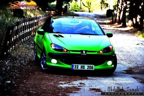 Best Car Selection Peugeot 206 Cc 206cc Turkey Peugeot Green Hobby S