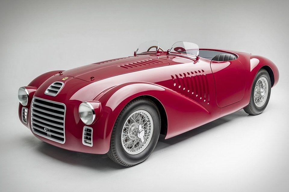 Seeing Red: 70 Years of Ferrari | Ferrari, Cars and Wheels