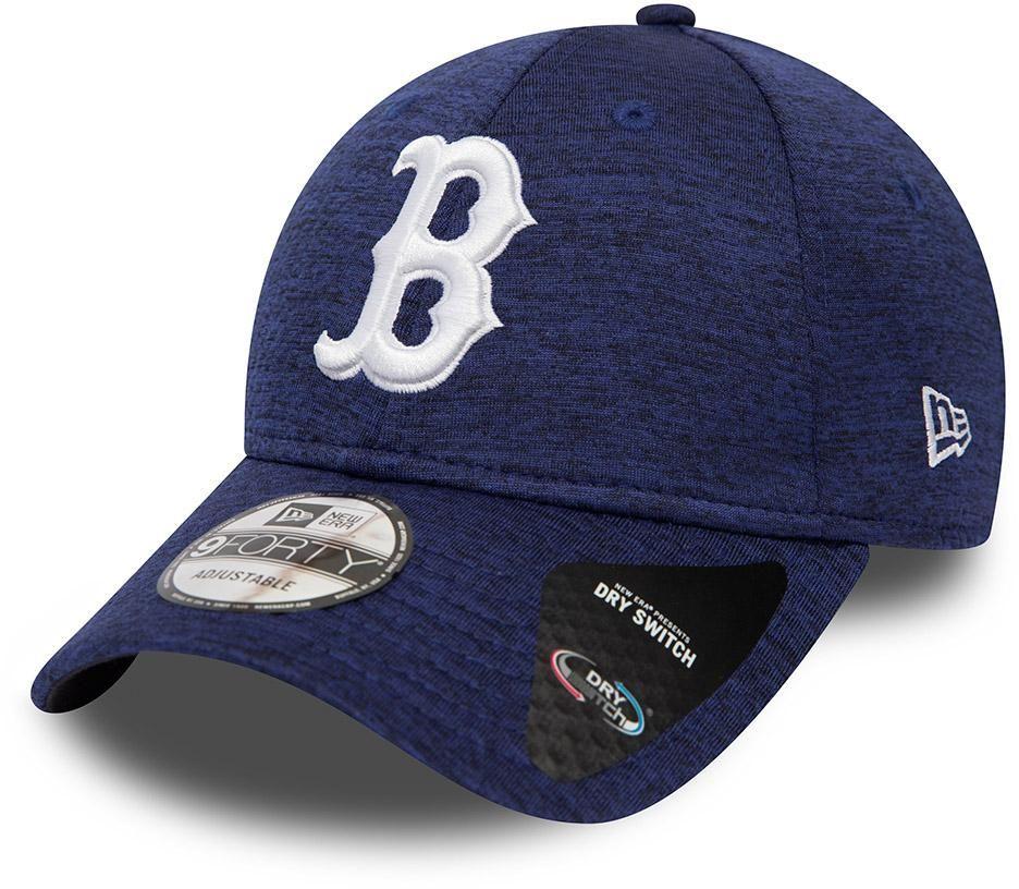 Boston Red Sox New Era 940 Dry Switch Baseball Cap Cap Boston