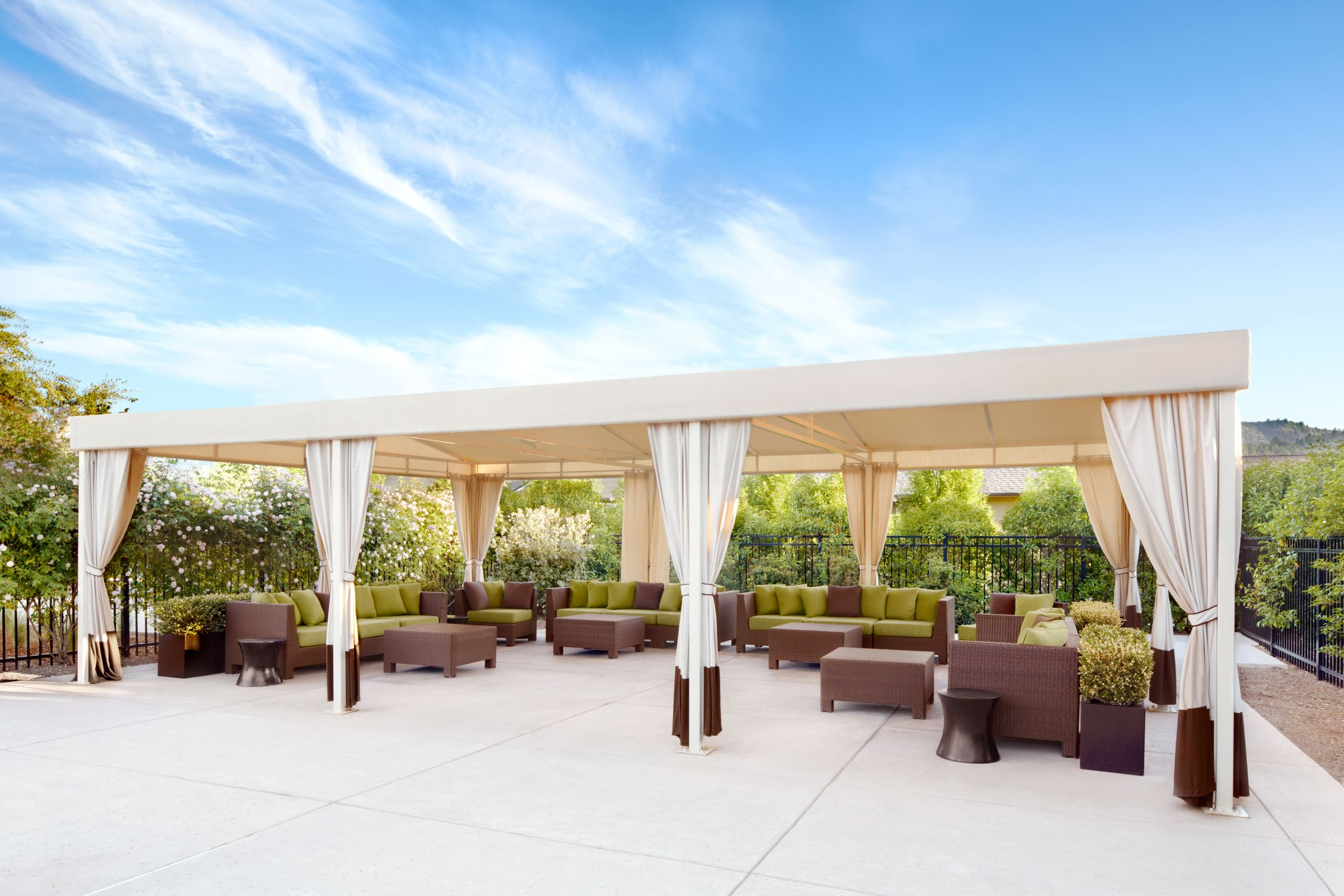 Poolside Lounge Perfect For A Reception Meetings And Events