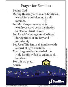 catholic christmas prayer google search