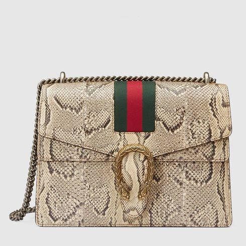 GUCCI Dionysus Python Shoulder Bag.  gucci  bags  shoulder bags  hand bags   nylon   94e1a48fb88
